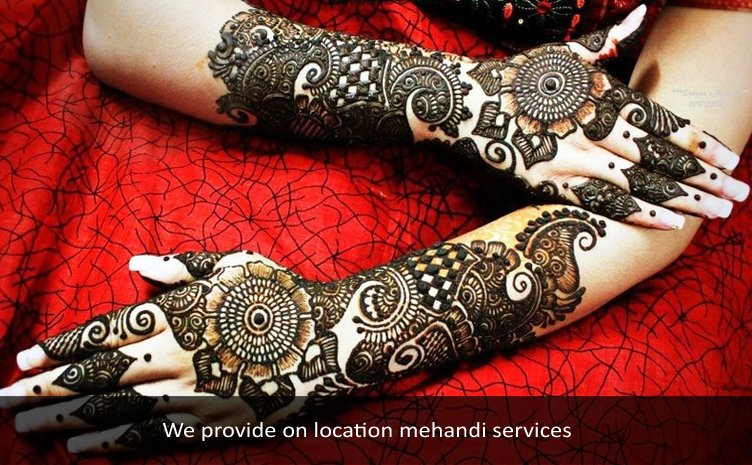 Bridal Mehndi Artists