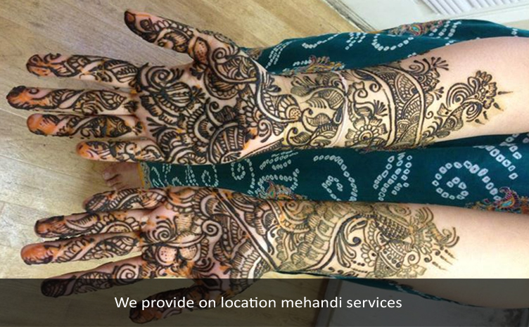South Indian Mehandi